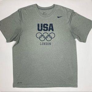 Nike Dri-Fit Men's Vintage 2012 Olympic Games Tee